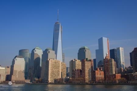 New York,  New York City, One World Trade Center, World Trade Center, WTC