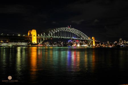 australia, australien, New South Wales, Sydney, Sydney Harbour Bridge