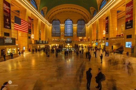New York,  New York City, Grand Central Terminal, Grand Central Station