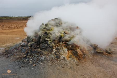 Námaskarð, Island